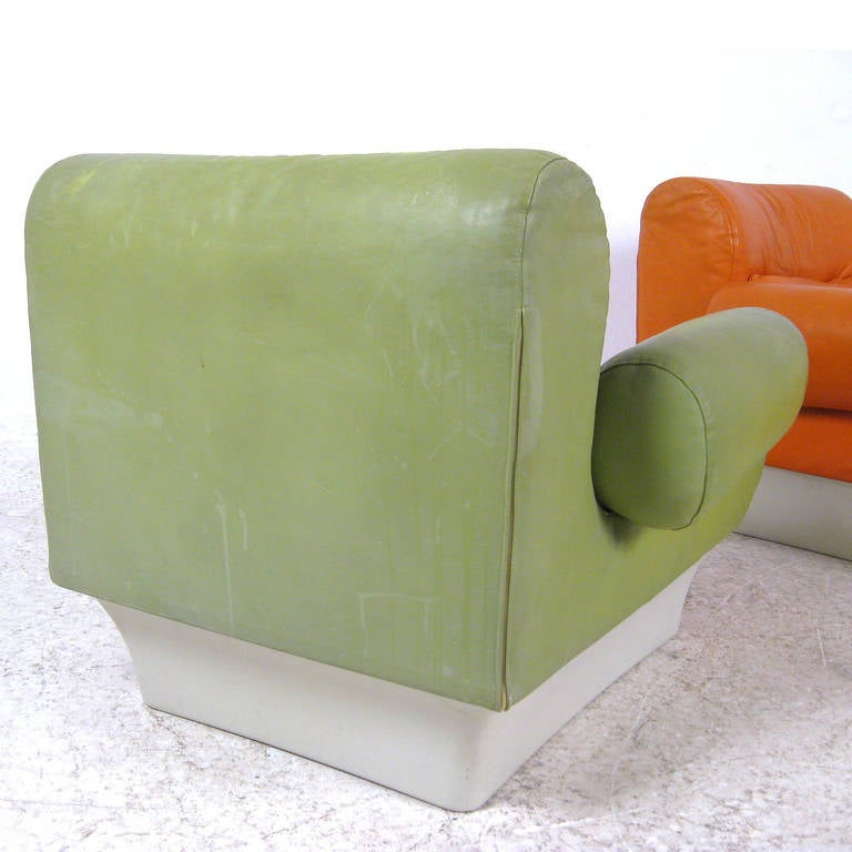 Living Room Set by Otto Zapf, 1967 For Sale 3