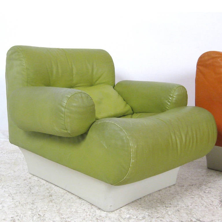 Living Room Set by Otto Zapf, 1967 For Sale 2