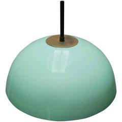Vistosi Glass Pendant Lamp