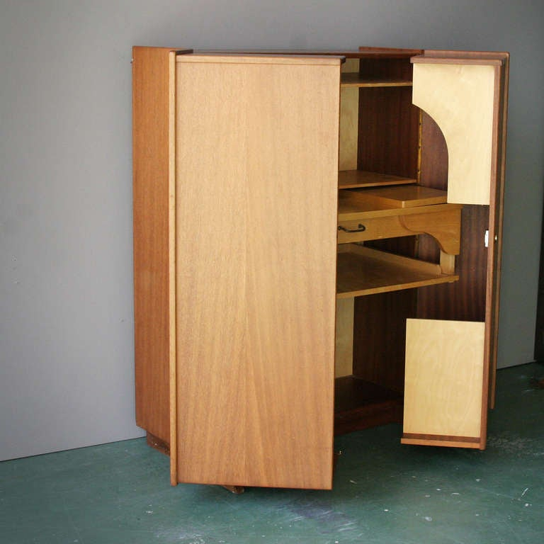 Desk In A Box Attributed To Mummenthaler And Meier At 1stdibs