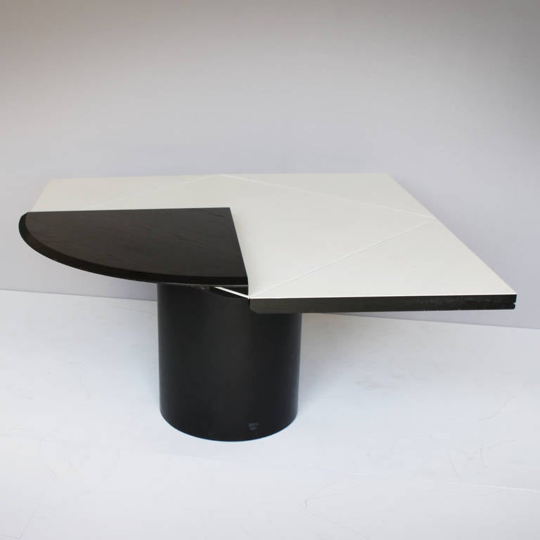 Table Quadrondo By Erwin Nagel For Rosenthal At 1stdibs
