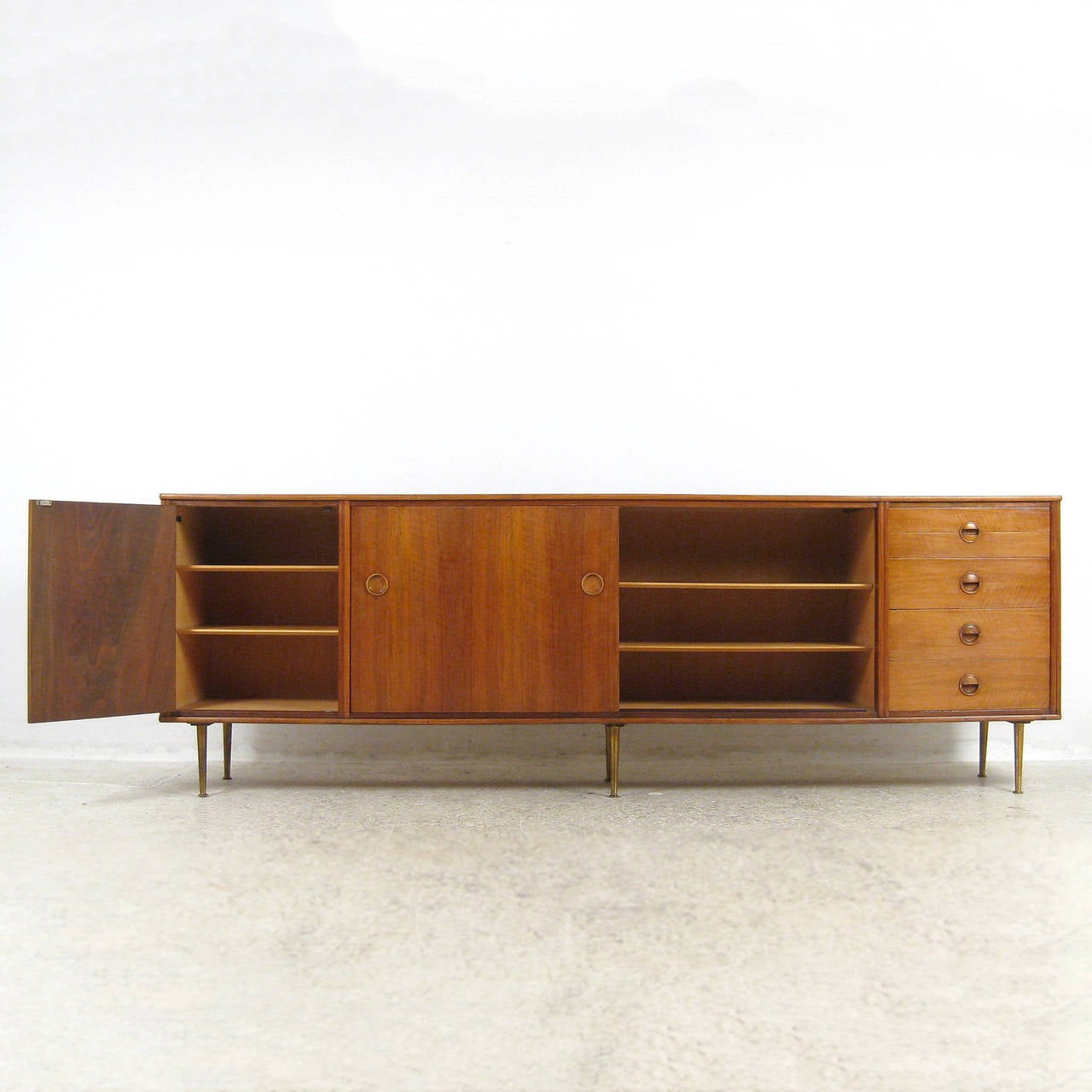 Large Sideboard By William Watting For Fristho Holland For