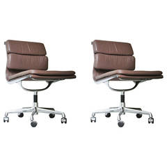 Pair of Eames EA 205 Chairs