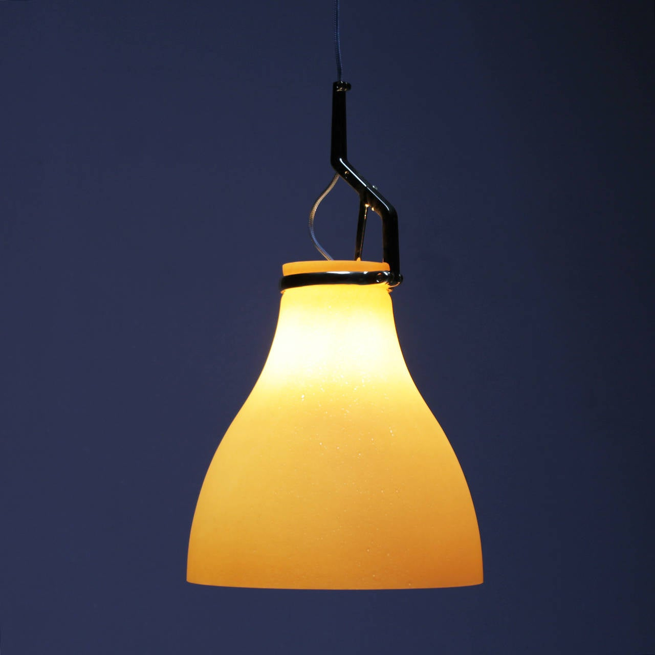 Italian Large Pendant by Paolo Rizzatto for Luceplan Italy For Sale