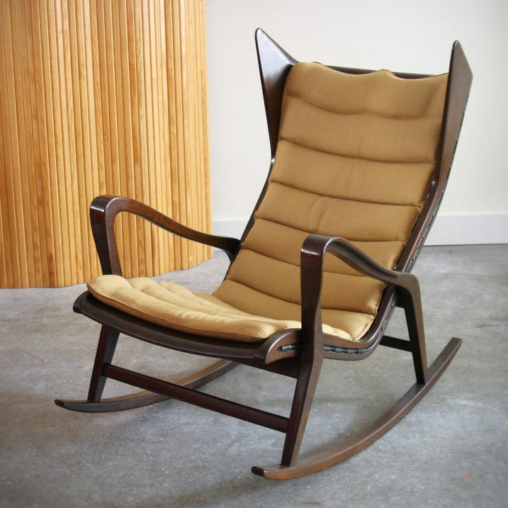 Rocking Chair by Gio Ponti for Cassina 2