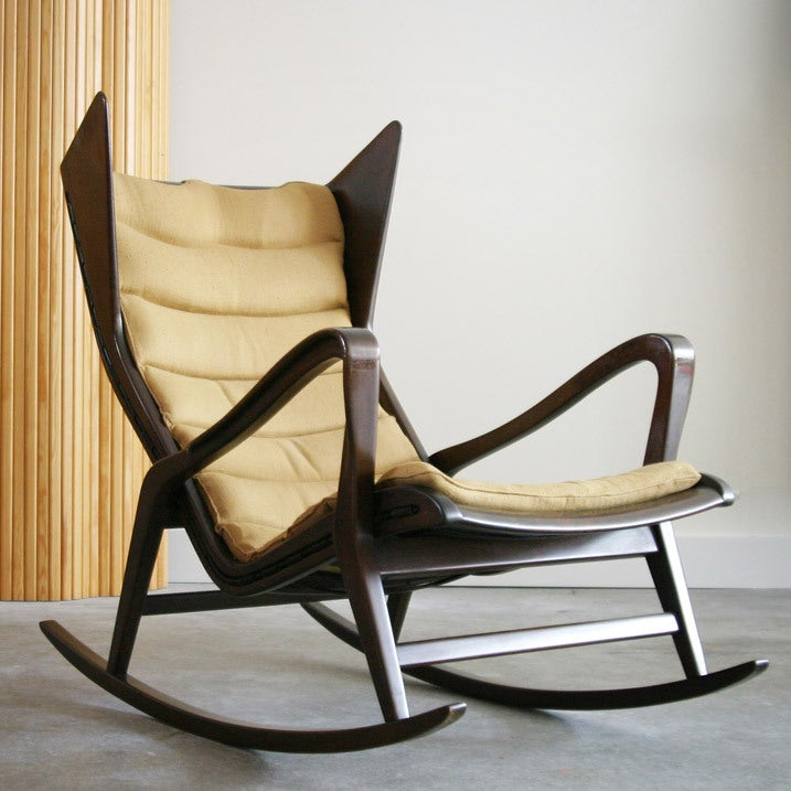 Rocking Chair by Gio Ponti for Cassina 3