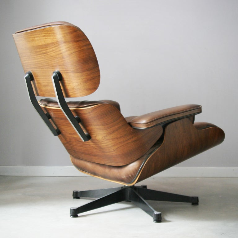 eames lounge chair 670 vitra image 2. Black Bedroom Furniture Sets. Home Design Ideas
