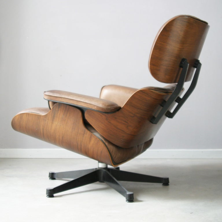 eames lounge chair 670 vitra at 1stdibs. Black Bedroom Furniture Sets. Home Design Ideas