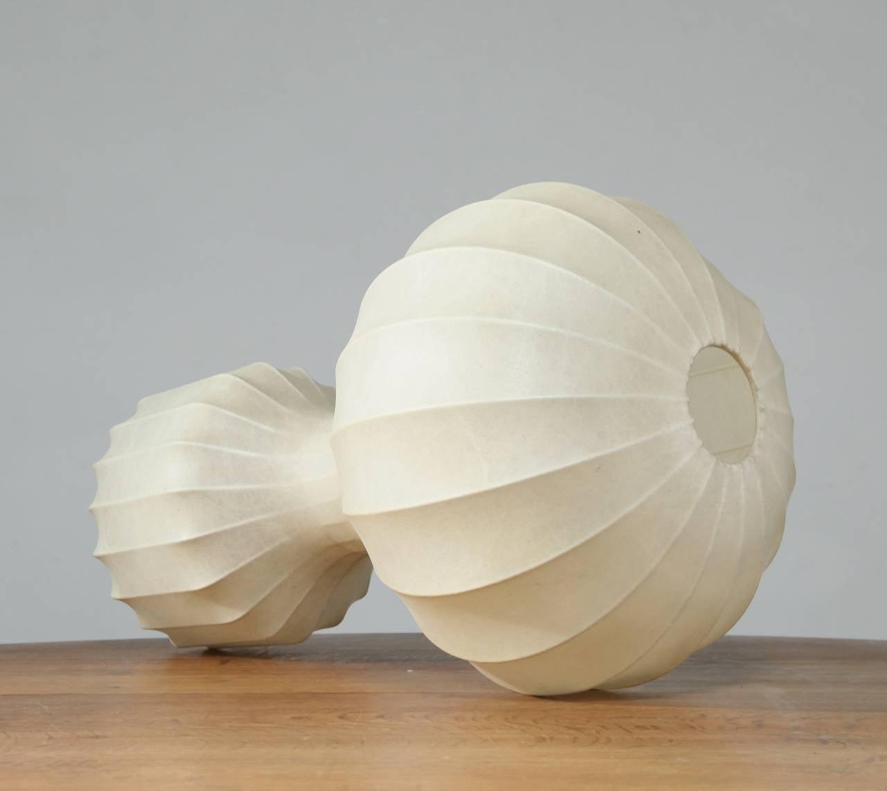 Italian Achille and Pier Giacomo Castiglioni 'Gatto' table lamp, Flos, Italy, 1960s For Sale