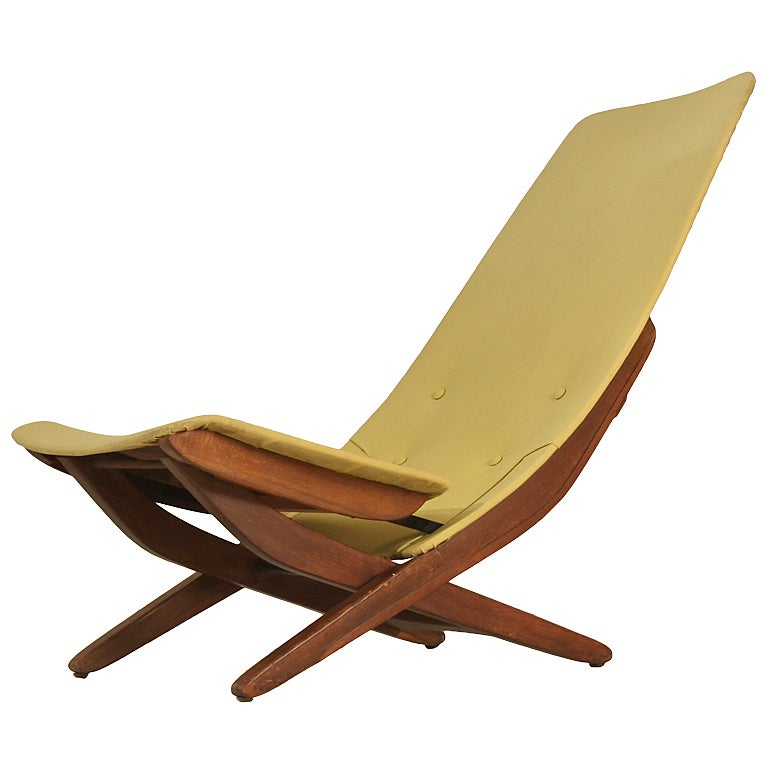 French Sling Chair