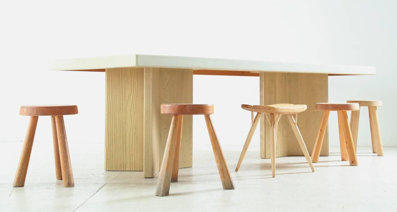 Dining room furniture cork