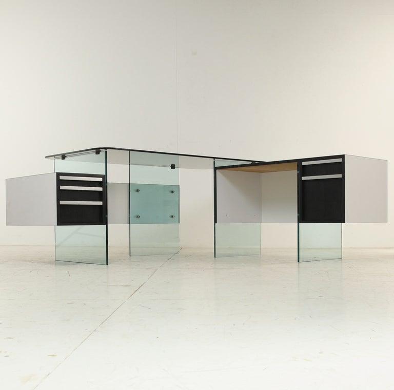 Xavier Marbeau Very Rare Modular Positioning Desk France