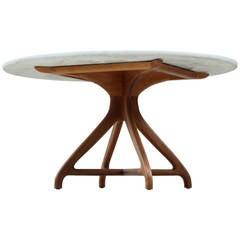 Sculptural Harrison Studio Table