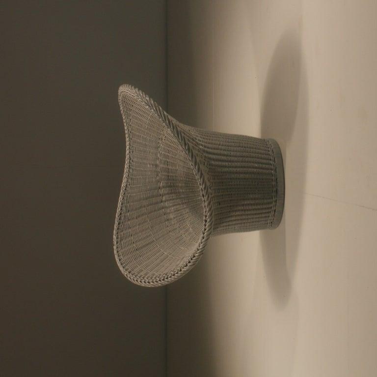 pair egon eiermann korbsessel at 1stdibs. Black Bedroom Furniture Sets. Home Design Ideas