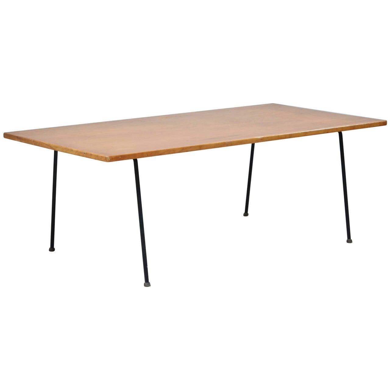 Minimalist Arden Riddle Coffee Table For Sale at 1stdibs