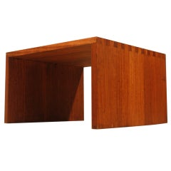 Sofa table by Rene-Jean Caillette for Charron