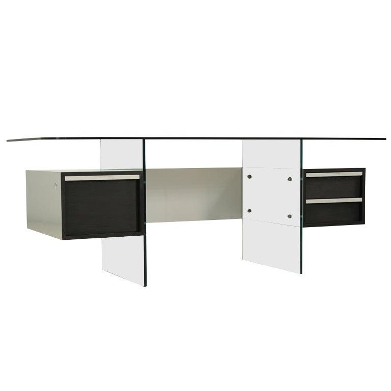 Elegant Desk By French Designer Xavier Marbeau.