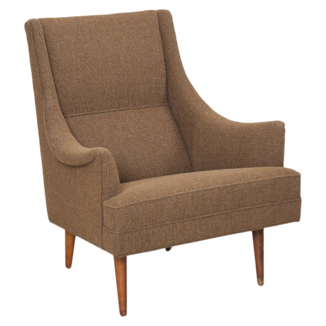 Milo Baughman Lounge Chair for Thayer Coggin at 1stdibs
