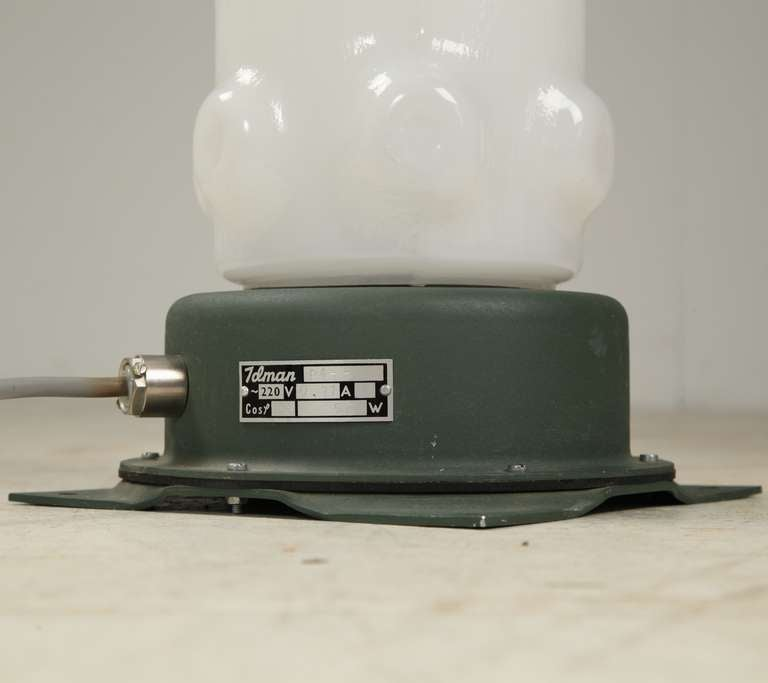 Garden lamp by Mauri Almari for Idman, Finland, 1960s In Excellent Condition For Sale In Maastricht, NL