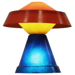Prototype Table Lamp in Polyester by Umberto Riva for VeArt