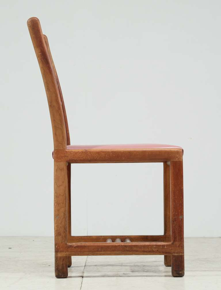 Lambrecht studio chairs 22 pcs for sale at 1stdibs for Foto furniture