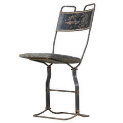 Calvin Buffington Folding Chair for Ford Model T Car