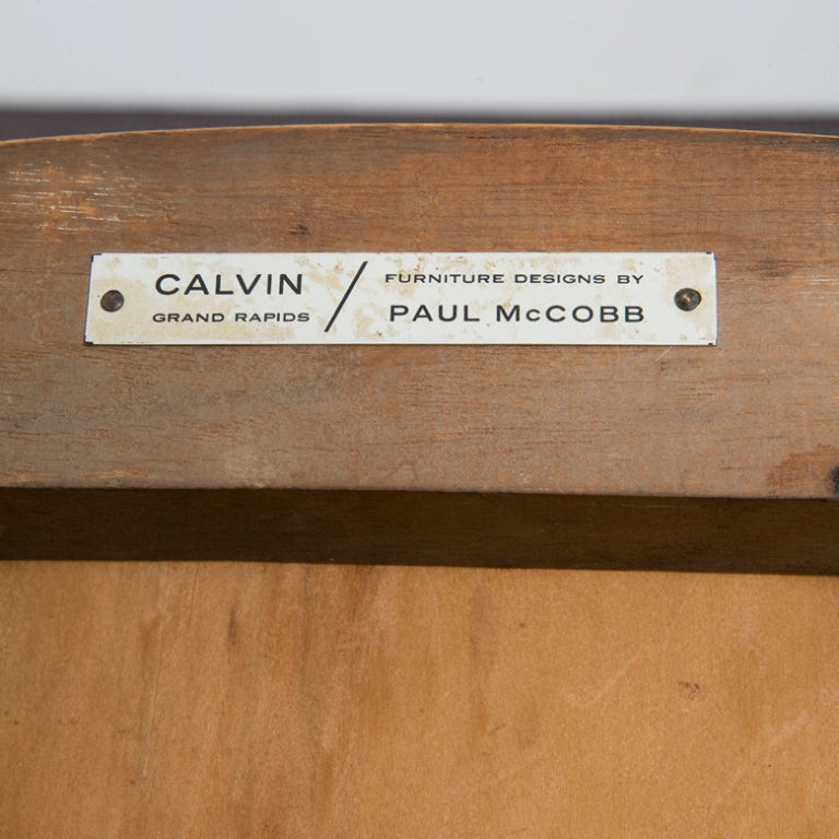 Set of 6 Paul McCobb Bowtie Chairs by Calvin image 5