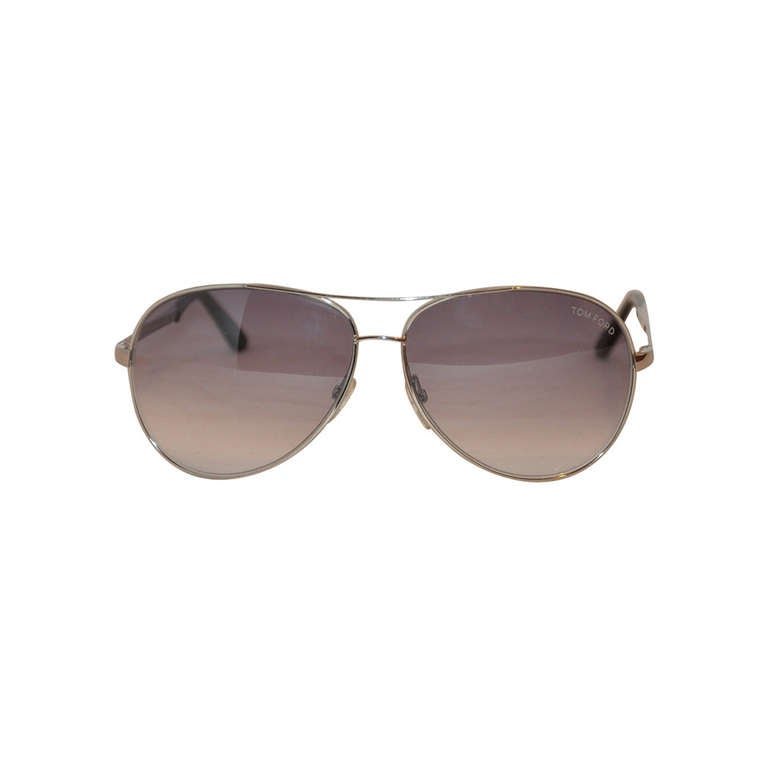 Tom Ford Silver hardware Sunglasses