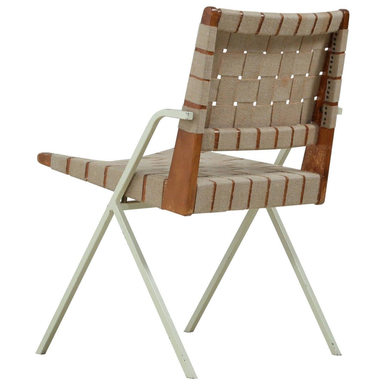 Ladislav Rado Chair With Webbing 1
