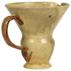 Suzanne Ramie Pitcher for Madoura, Vallauris, 1950s