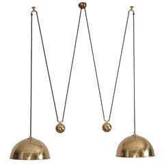 Florian Schulz Posa Double Pendant Lamp