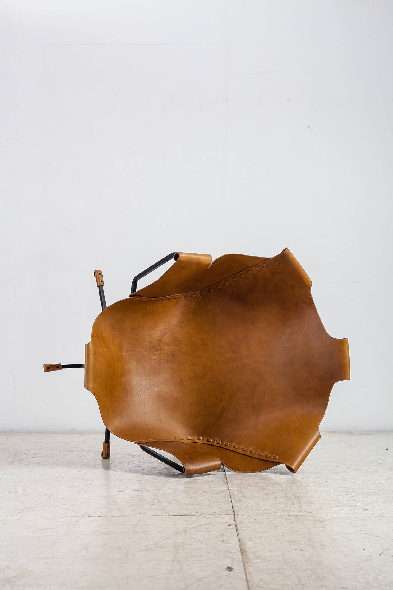 Special Edition Dan Wenger Sling Chair, USA, 1970s For Sale 2