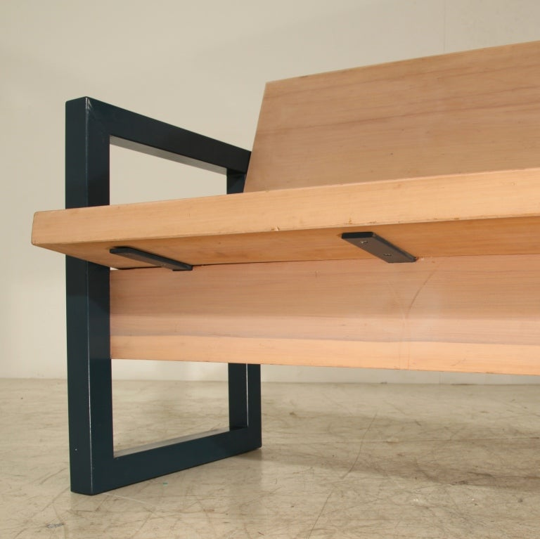 Gerrit Rietveld Church Pew For Sale At 1stdibs