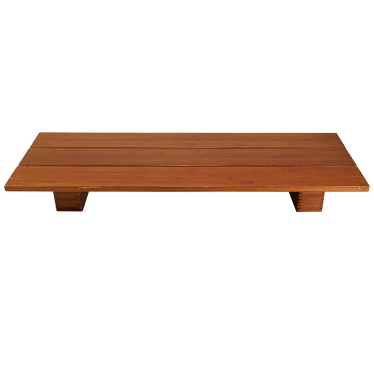Tapiovaara long side table daybed for sale at 1stdibs for Long side table
