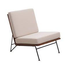 "Eva Lisa ""Pipsan"" Saarinen Swanson Lounge Chair for Ficks-Reed"