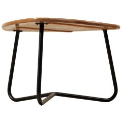 Freeform Table In French Campagne Style By Jacques Hitier