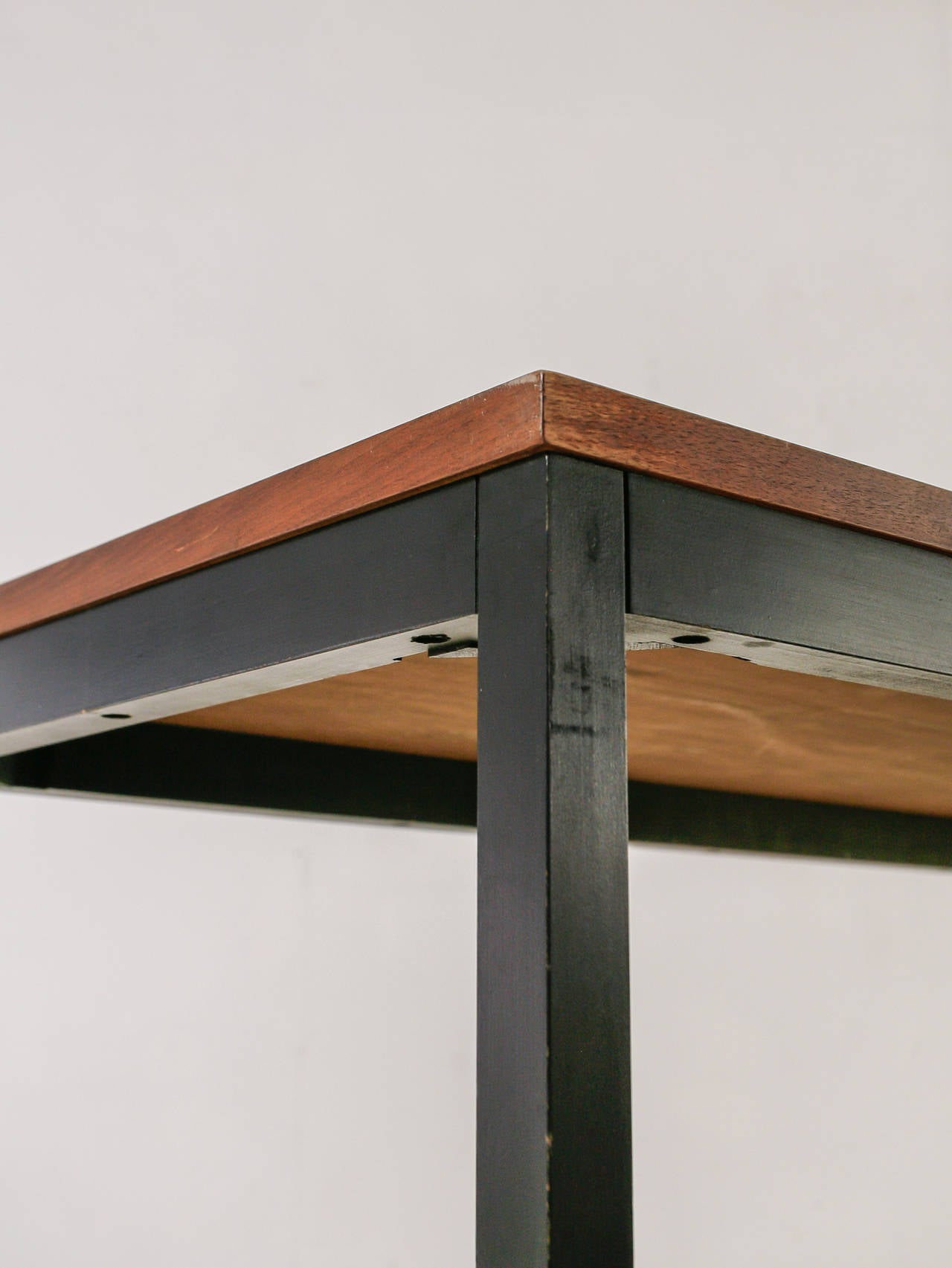 Milo Baughman for Directional Desk Annex Console Table, USA, 1960s For Sale 1