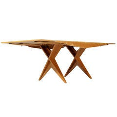 Architectonic and Extenadable Dan Johnson Table