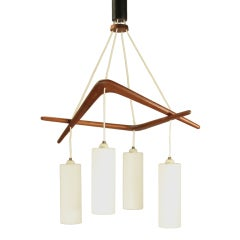 Rispal Boomerang Lamp