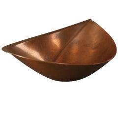 Wirkkala Leaf In Bronze