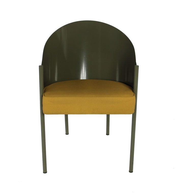 A Set Of Six 60's French Modernist Chairs At 1stdibs