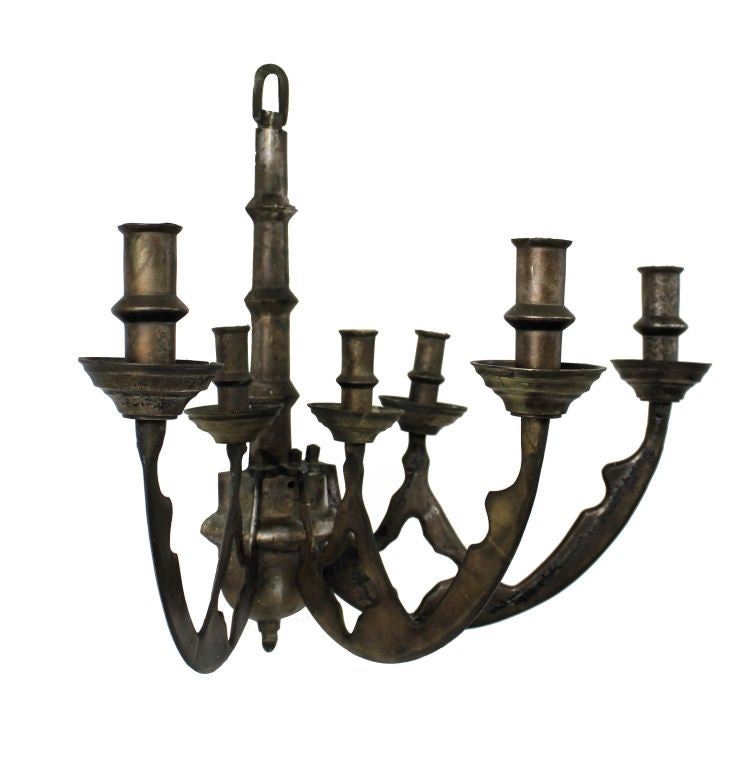 Gothic Wall Sconces: A Pair Of Large Flemish Gothic Wall Sconces At 1stdibs