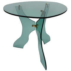 A 50's Italian Occasional Table