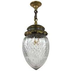 A 19th Century English Egg Lantern