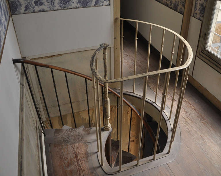 Antique Spiral Staircase 19th Century At 1stdibs