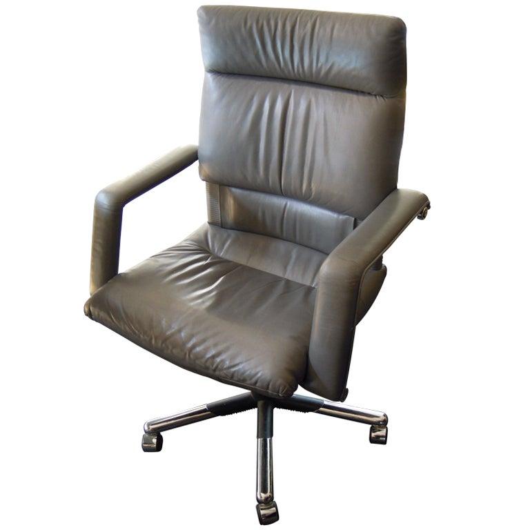 Mario Bellini Desk Chair At 1stdibs