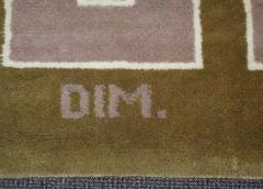 Art deco carpet by DIM image 3