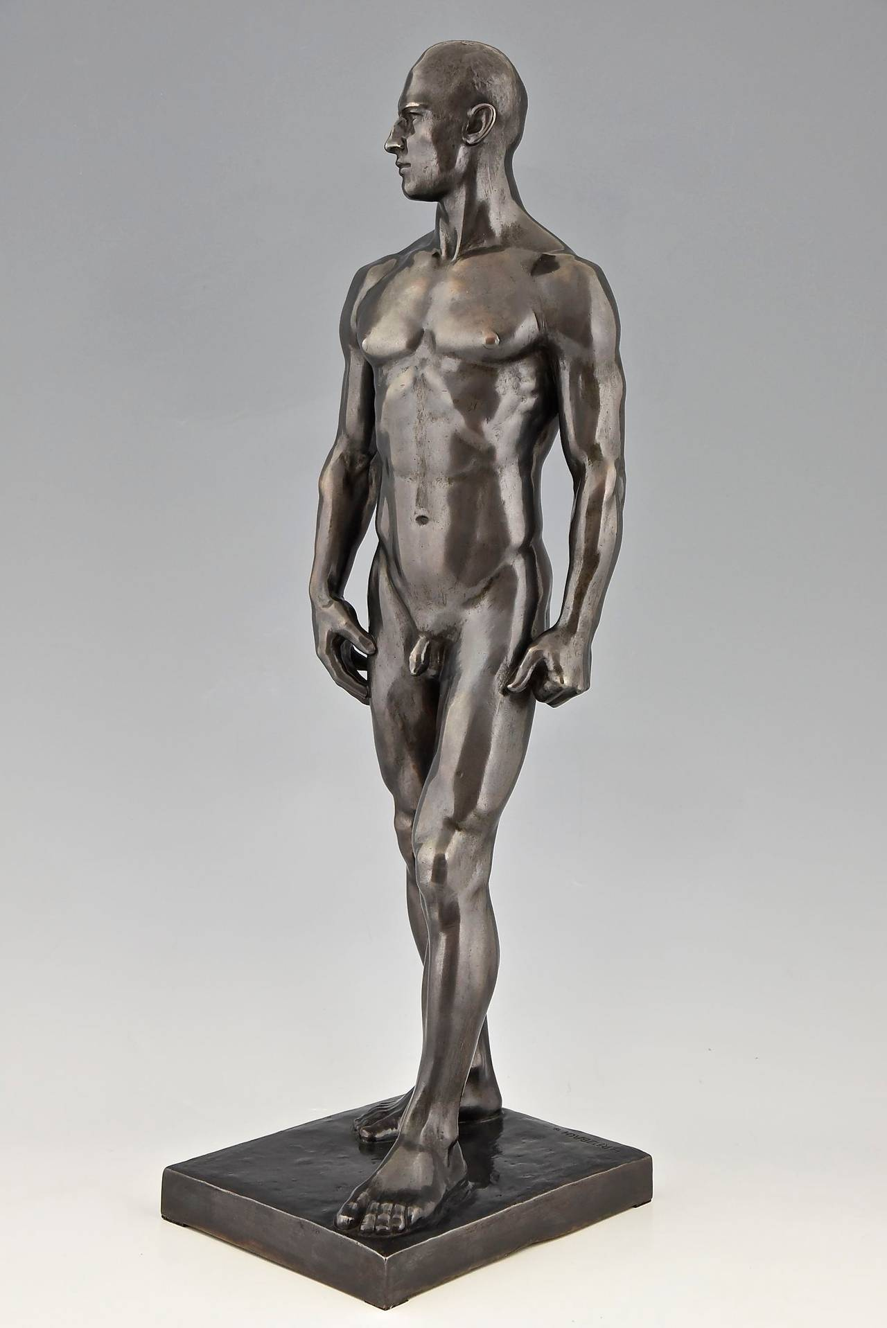 Sculpture Male Nude 56