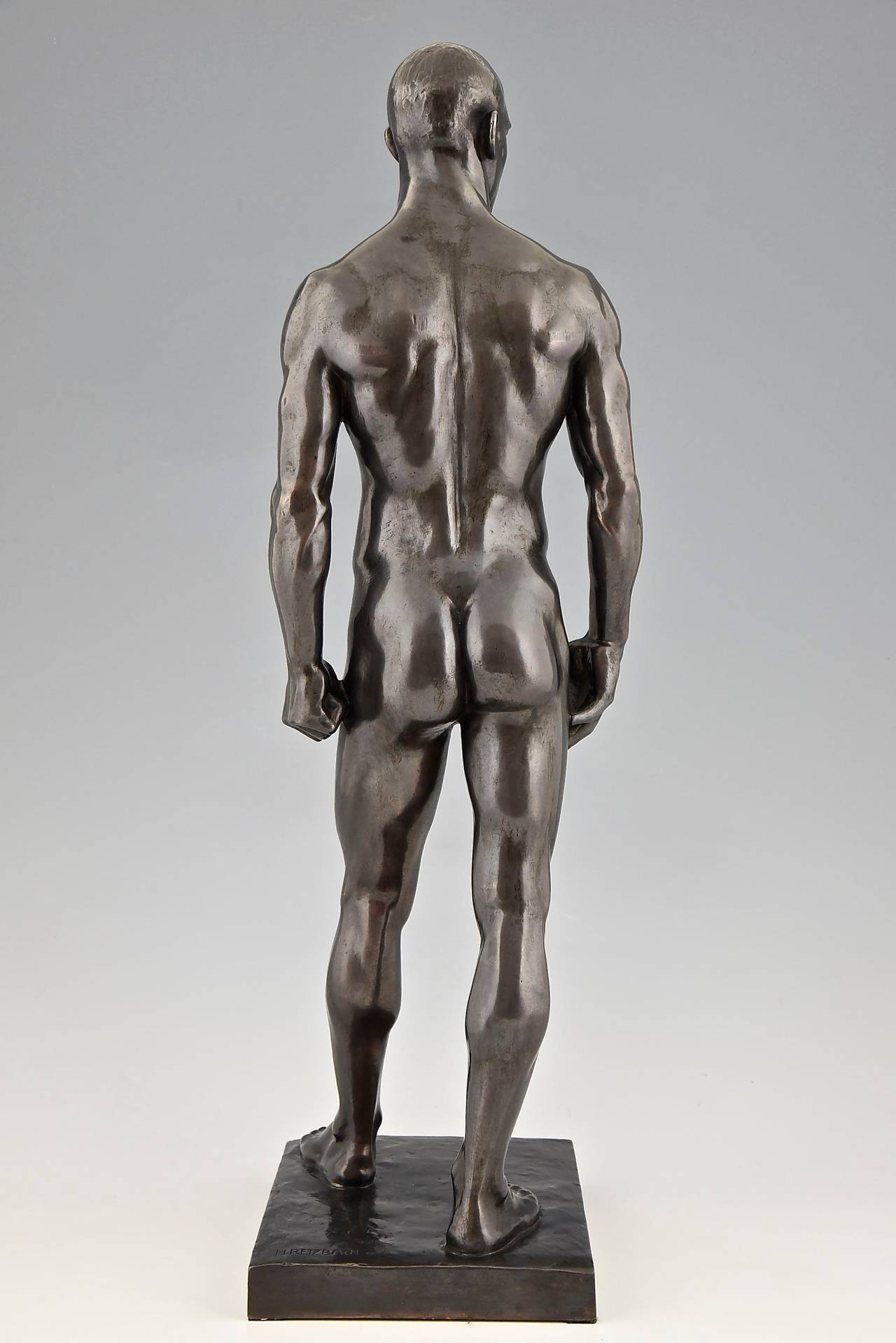 Sculpture Male Nude 54
