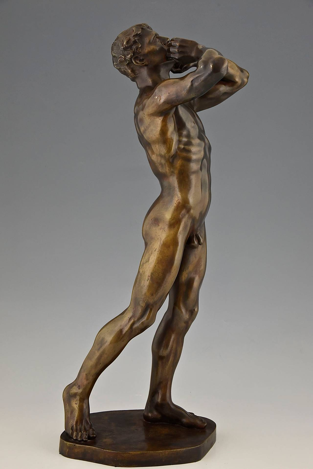 Sculpture Male Nude 76